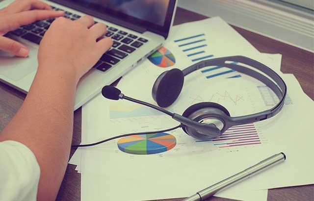 Relatórios operacionais e fiscais