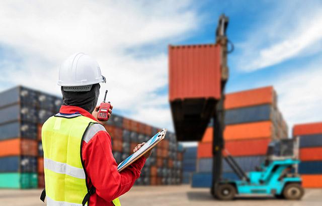 Gestão de Desunitização de Container