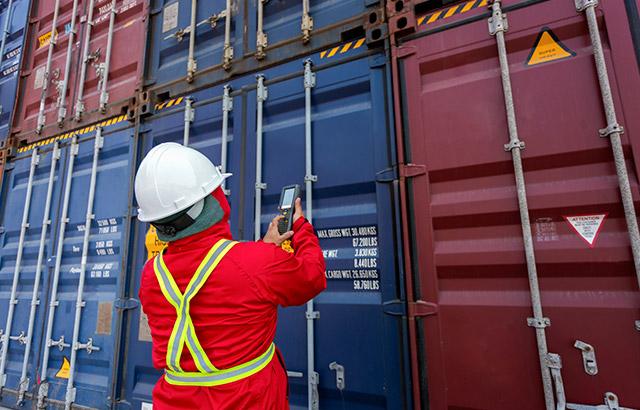 Gestão de Containers Cheios e Vazios