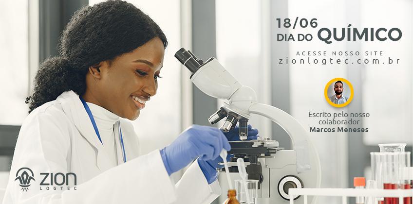 Dia 18/06 – Dia do Químico e a Logística Química