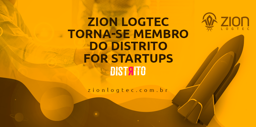 Zion Logtec torna-se membro do Distrito for Startups